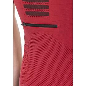 X-Bionic Trail Running Effektor Zip-Up Shirt SS Herre paprika/black